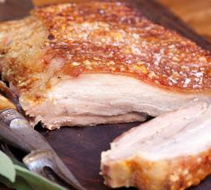 Annabel Langbein's famous Crispy Pork Belly recipe - delicious!