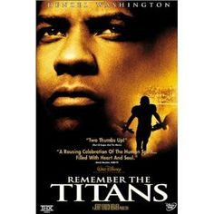 "Denzel Washington is ""the man"" in this. great underdog story"