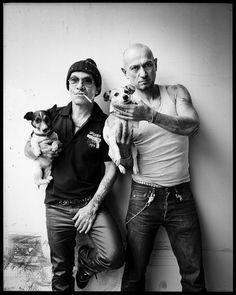 Pierre et Gilles (Julien Lachaussee)