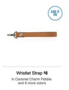 Thirty One wristlet strap www.jennpennbags.com