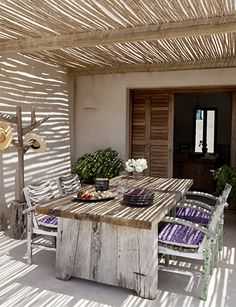 Formentera Home By Luis Galliussi - FROY BLOG - Formentera Home 9