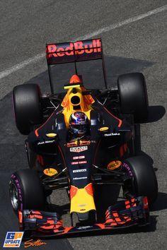 Max Verstappen, Red Bull, Formule 1 Grand Prix van Monaco 2016, Formule 1