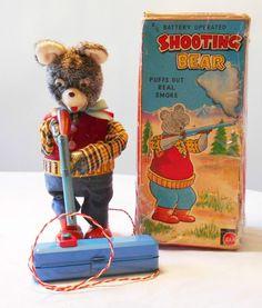 San Shooting Bear/ebay
