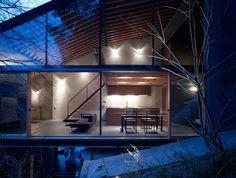 House in Kitakamakura, Kanagawa / Suppose Design Office