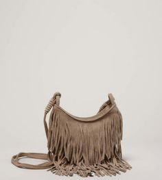 American Eagle Outfitters Fringed Bag