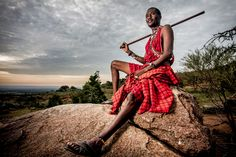 Walking with the Maasai - Africa Geographic Lion Mane, African Men, Kenya, How To Become, Walking, Butler, Wilderness, Highlights, Boys