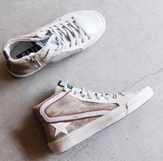 f8d2a6aa9ceb Golden Goose sneakers (the peach skin)