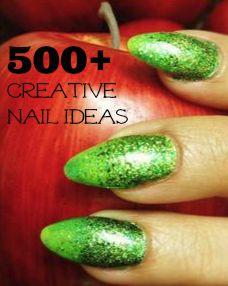 500+ Creative Nail Ideas