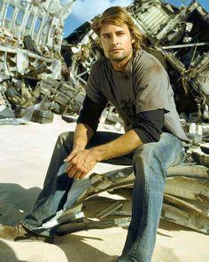 Josh Holloway, aka Sawyer. Oh, how I miss LOST