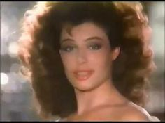 Kelly Lebrock In Pantene Shampoo And Conditioner Commercial