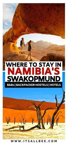 Where To Stay In Swakopmund Namibia - Top Trends Africa Destinations, Amazing Destinations, Travel Destinations, Luxury Hotels, Beach Hotels, Namibia, Safari, Travel Photos, Travel Tips