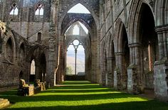 Tintern Abbey / Wales, United Kingdom