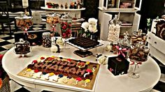 my daughter birthday Dessert buffet @chateau chic