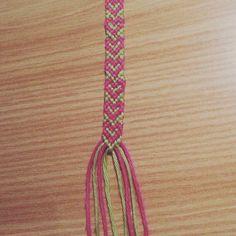 Heart x Love ❤️ #cthings #bracelets #friendshipbracelets #macrame #macramebracelets #diy #handmade #handemadewithlove #handmadejewelery #summer #braccialetti #braccialetti #braccialettidellamicizia #fattomano #estate