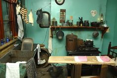 The Tenement Museum. Go back in history to the turn-of-the-century arrival of various immigrant groups