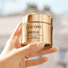 An anti-aging face cream that provides skin rejuvenation and all-day hydration. With SPF 15 sunscreen protection, skin is more resilient to visible signs of aging caused by sun damage. Velvet Cream, Broad Spectrum Sunscreen, Jar Lids, Anti Aging Cream, Skin So Soft, Skin Care Regimen, Rose, Lotion