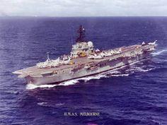 HMAS Melbourne Il (R21) -