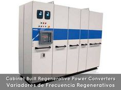CABINET BUILT REGENERATIVE POWER CONVERTERS. VARIADORES DE FRECUENCIA REGENERATIVOS. The NX Compact Cube is a bi-directional (regenerative) power converter, which is used in both generating and motor applications. The single NX Compact Cube can be used with AC motors in power sizes up to 1,550 kW. The power range can be extended up to 5 MW by using the innovative DriveSync control concept for running four NX Compact Cube drives in parallel. Variadores de Frecuencia Venezuela.