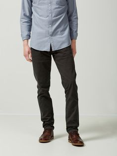 Skinny fit - chinos | SELECTED Trousers, Pants, Skinny Fit, The Selection, Blazer, Fitness, Cotton, T Shirt, How To Wear