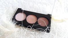 #4 Tanie i dobre, czyli... paleta trzech cieni mysecret natural beauty + makijaż oka