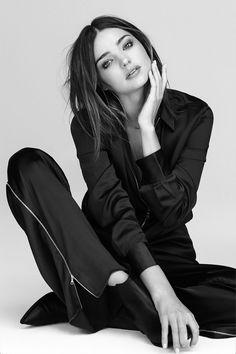 Miranda Kerr for Costume Denmark, January 2015Photographed by: Dennis Stenild