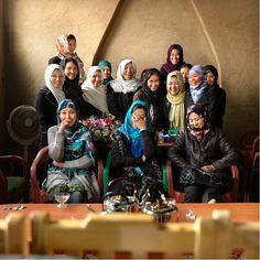 Un Lundi à Kaboul. Par Marieke van der Velden