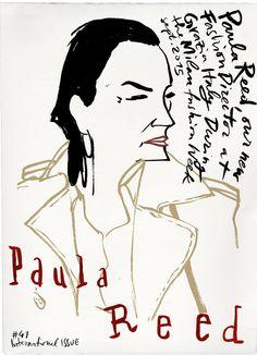 MALE: paula reed