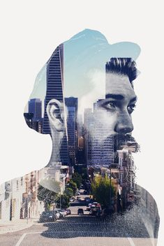 Buy Double Exposure Action by DusskDesign on GraphicRiver. Double Exposure Action – This double exposure action is a photoshop action which uses uses 2 photographs and blends t. Photoshop For Photographers, Photoshop Photography, Portrait Photography, Photoshop Actions, Levitation Photography, Photoshop Ideas, Surrealism Photography, Water Photography, Urban Photography