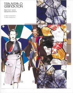 Prints & More Trendbook A/W 2017/2018 | mode...information GmbH Fashion Trend Forecasting and Analysis