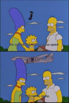 From The Simpsons Quotes and Memes on Facebook.