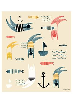 Love Boat exhibition on Behance
