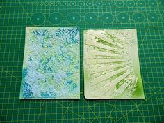 Lindy's Double Embossed Technique Card Making Tips, Card Tricks, Card Making Tutorials, Card Making Techniques, Embossing Techniques, Embossed Paper, Atc Cards, Copics, Stamping Up