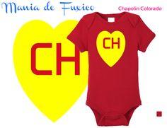 Para o herói mais anti herói que existe #body #chapolin #personagem #chaves #baby #camiseta