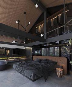 Home Building Design, Home Room Design, Dream Home Design, Dream House Interior, Luxury Homes Dream Houses, Modern Home Interior, Modern Luxury Bedroom, Luxury Bedroom Design, Mansion Interior