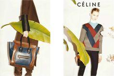 Céline Fall 2011 campaign