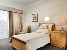 Aged Care Reception Bedroom