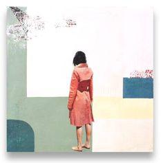 "Saatchi Art Artist William LaChance; Painting, ""Slipstream"" #art"