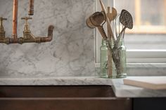 As seen in The English Home and the home of Middleton, the Barn is an expression of our passion for the craft. Classic styling with a fine finish. Barn Kitchen, Country Kitchen Farmhouse, Country Kitchen Designs, Kitchen Ideas, English Kitchens, Architecture Awards, Handmade Kitchens, English House, Carrara Marble