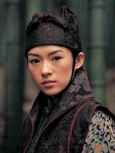 Zang Ziyi is not credited anywhere as a martial artist, but she moves fluidly in all her roles such as House of Flying daggers and Rush Hour 2 that include fisticuffs. Finest Hour: Crouching Tiger, Hidden Dragon