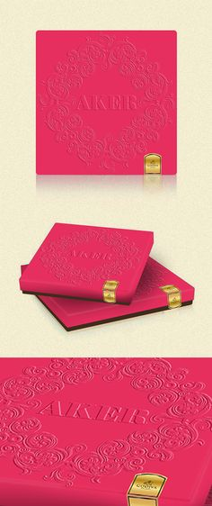 chocolate package on Behance