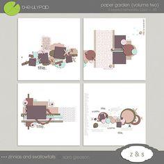 Paper Garden {volume two} by Sara Gleason