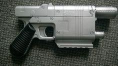 Customized NERF Rey TFA blaster