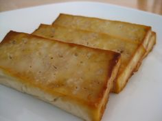Baked Tofu (the simple way!)
