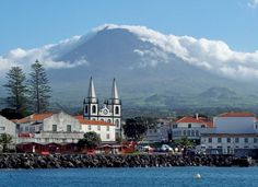 Azores. A food stylist I work with is going here today. I had to google. So pretty it went on the travel list........