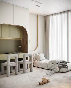 Room Interior, Home Interior Design, Modern Classic Bedroom, Kids Room Design, New Room, Kids Bedroom, Room Inspiration, Children, Child Room