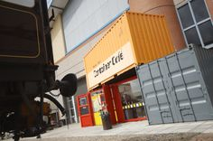 Whitecrate – Shipping Container Conversions, Up-cycled Second Life Structures available for immediate rental and purchase » EXPERIENTIAL