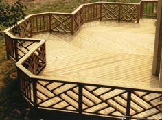How to Build a Deck Using Deck Plans