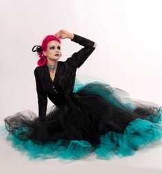 Formal Ultra huge Petticoat tutu skirt with by SistersOfTheMoon, $225.00