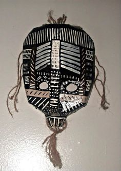 African Mask | Recyclart