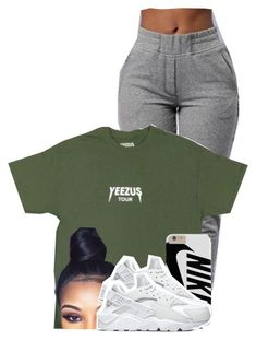 1/15 by polyjanae on Polyvore featuring polyvore fashion style NIKE clothing